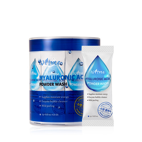 Hyaluronic Acid Powder Wash